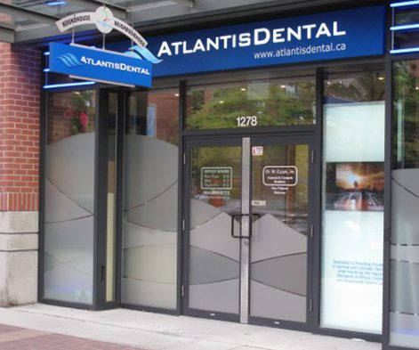 Yaletown Dentist Vancouver