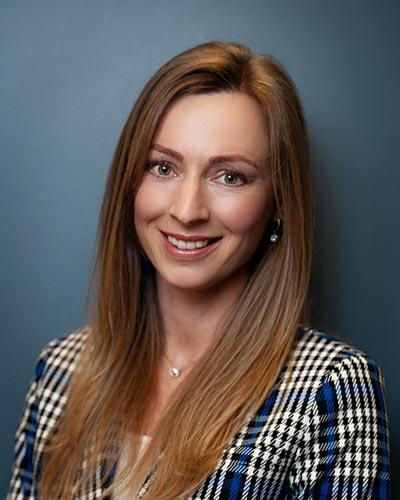 Dr. Anastasia Gorobstova